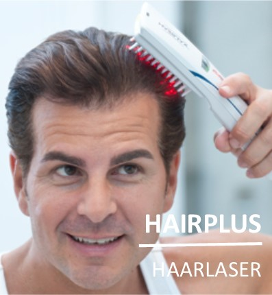 Haar lasers Hairplus